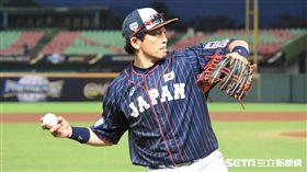 ▲12強日本隊松田宣浩。(資料圖/記者王怡翔攝影)
