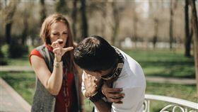 夫妻爭吵(示意圖/翻攝自Pixabay)