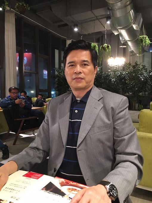 男星李興文。臉書