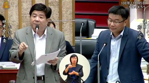 韓國瑜,研考會,市長,葉匡時,議會,鄭光峰