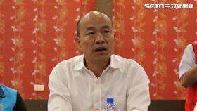 南投農業座談,韓國瑜。(圖/記者李依璇攝影)