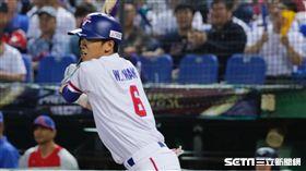 ▲王威晨世界棒球12強賽。(圖/記者林聖凱攝影)