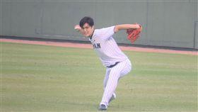 ▲12強棒球賽日本隊6日對戰波多黎各戰的先發投手高橋禮。(圖/翻攝自推特)