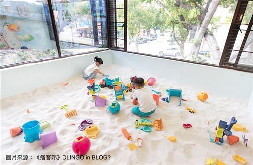 圖/勿用!!!!!!2019,痞客邦,親子餐廳,遊戲區,溜滑梯,球池,室內沙坑,玩具區