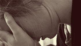 少女、傷心(圖/翻攝自Pixabay)