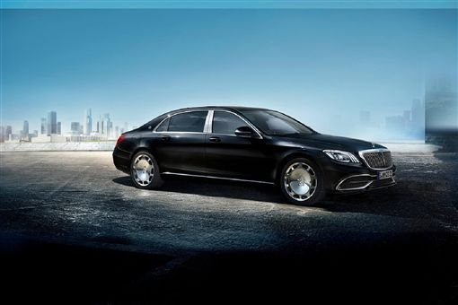 ▲ Mercedes-Benz S-Class Guard(圖/翻攝網路)