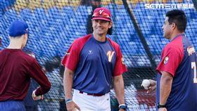 委內瑞拉總教練素貝羅(Carlos Subero)。(圖/記者林聖凱攝影)