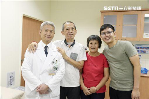 大林慈濟醫院,退化,腦部,雙腳無力,腫瘤,陳金城