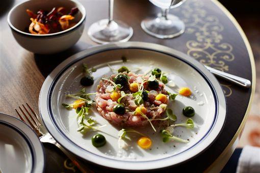 ▲雷諾的法式餐酒館(Bistro Sur La Mer)品佳餚(圖/公主遊輪)