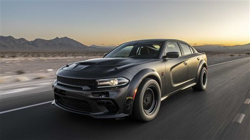 ▲Twin-Turbo AWD Dodge Charger by SpeedKore(圖/翻攝網路)