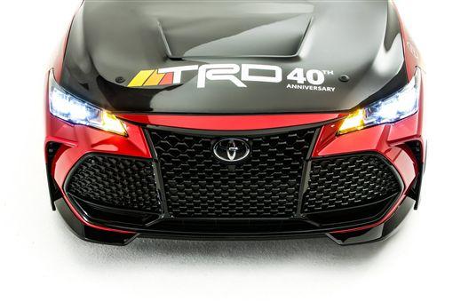 ▲Toyota Avalon TRD Pro Concept(圖/翻攝網路)