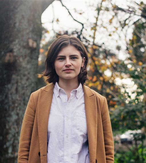 紐西蘭年輕國會議員史瓦布里克(Chloe Swarbrick)(圖/Chloe Swarbrick臉書)
