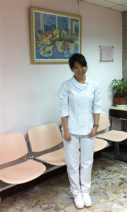 性治療師童嵩珍(受訪者提供)