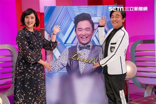 吳宗憲,方念華(圖/TVBS提供)