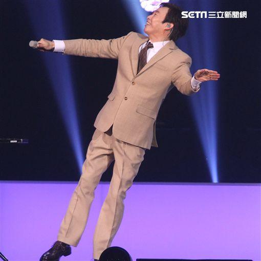 費玉清告別演唱會最終場 記者邱榮吉攝影