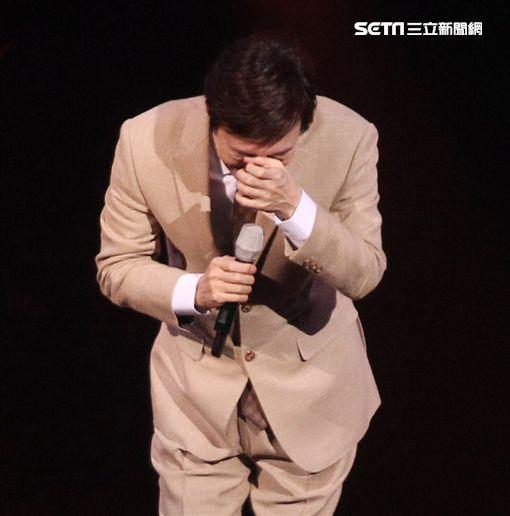 費玉清告別演唱會最終場記者邱榮吉攝影