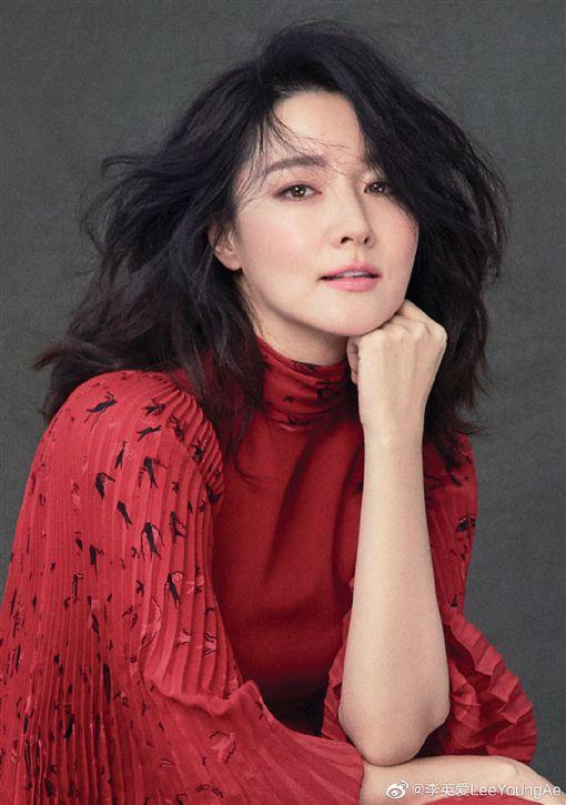 李英愛/微博