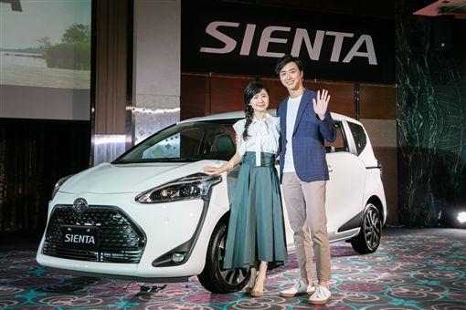 ▲Toyota Sienta(圖/Toyota提供)