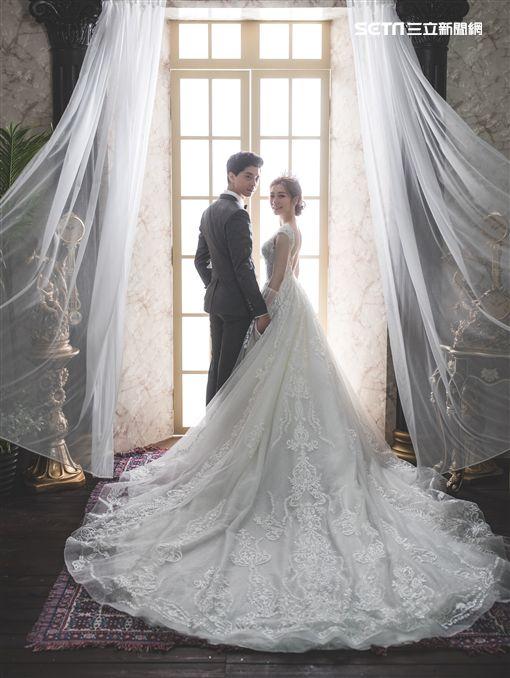 羅小白結婚/上行娛樂提供