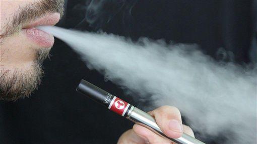 電子菸,心血管,損害,水煙霧,研究(圖/翻攝自Pixabay圖庫)