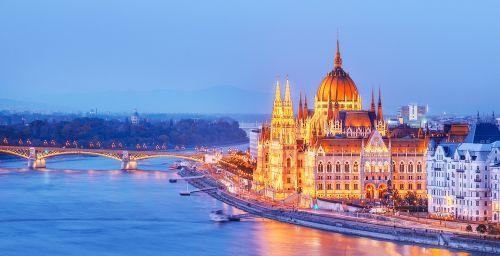 ▲多瑙河畔的明珠–布達佩斯(圖/shutterstock.com)