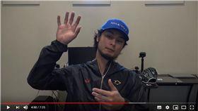 ▲達比修有在個人YouTube頻道談2004年抽菸事件。(圖/翻攝自Yu Darvish YouTube)