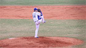 ▲12強日本隊相當警戒韓國隊投手梁玹種(資料照。圖/記者蕭保祥攝影)