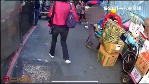 新北市,永和,妨害公務,老翁,水果攤