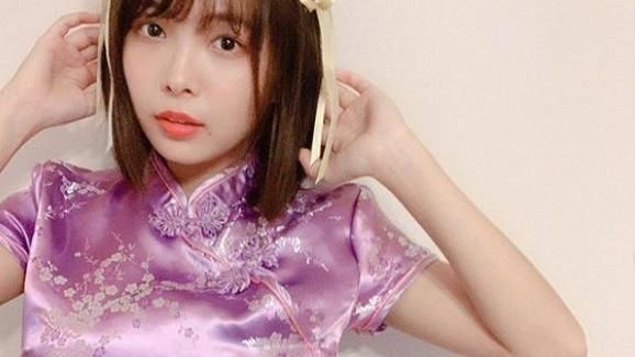 18歲乳神旗袍亮相!大秀「繃奶辣照」網讚:壓倒性的完美