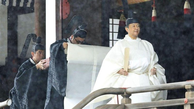 睽違近30年!日天皇登基遊行 10日14時東京熱鬧登場
