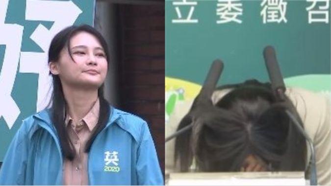 賴品妤傻眼了!阿北重現「超萌動作」…網友笑翻:很會!