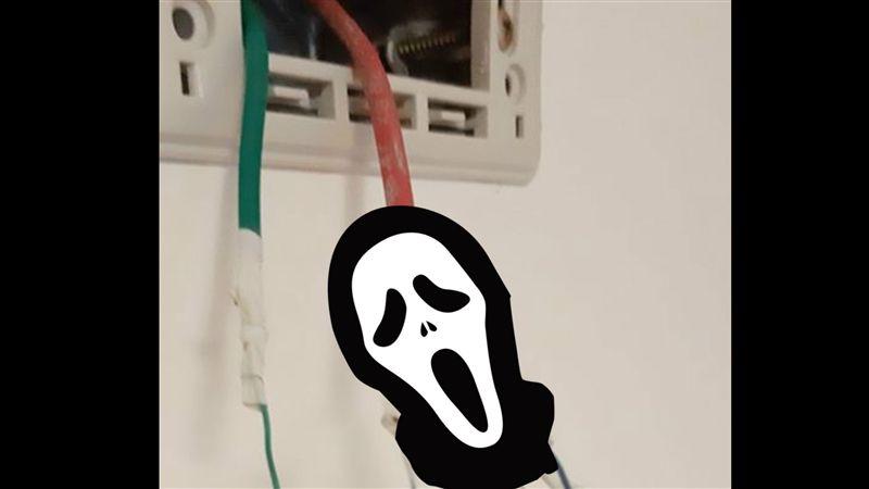 天兵男自製「電力網路」整層跳電 他救援嚇壞:會害死人