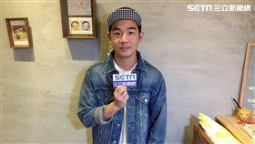 胡瑋杰接受《三立新聞網》獨家專訪。