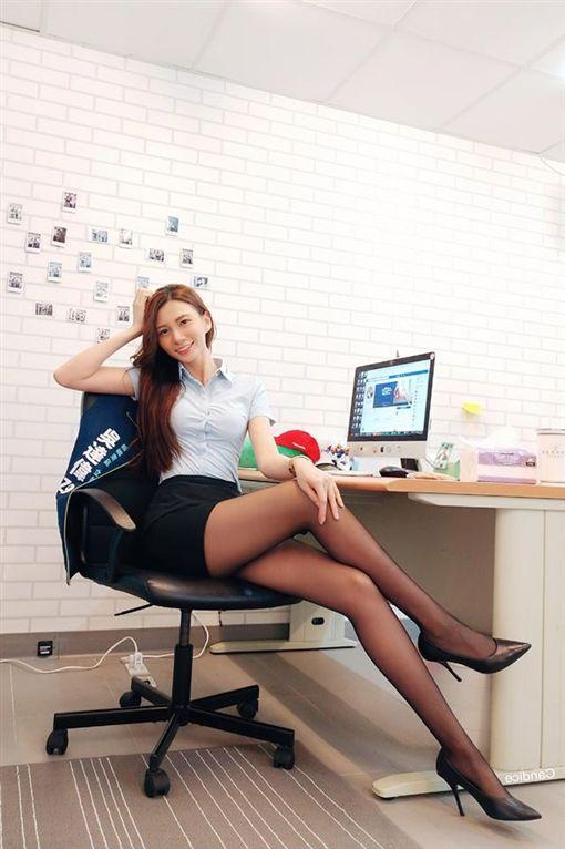 Candice蔡譯心(圖/翻攝自Candice蔡譯心臉書)