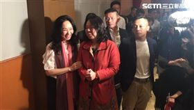 國民黨總統參選人韓國瑜夫人李佳芬出席張老師成立50週年活動,(圖/記者李依璇攝影)