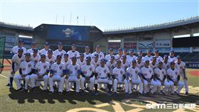 12強中華隊團體照。(圖/記者王怡翔攝影)