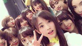 SNH48號稱目前華語區規模最大的偶像團體。(圖/翻攝自微博)