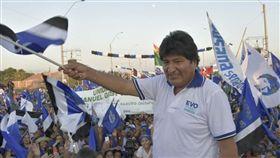 玻利維亞總統莫拉萊斯。(圖/翻攝自Evo Morales Ayma臉書)