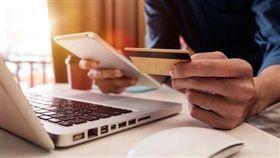 圖/趨勢科技提供,網購,刷卡