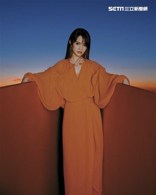 楊丞琳第11張專輯「刪.拾 以後」環球唱片提供
