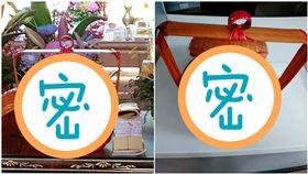 爆怨公社,網友用紅豆餅拜觀音媽,引起網友共鳴。(圖/翻攝自爆怨公社)