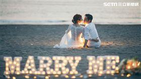 台南市觀光旅遊局,結婚,新人,觀旅局,婚禮,自助婚紗,黃俊瑋