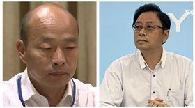 ▲韓國瑜、張善政(組合圖,資料畫面)