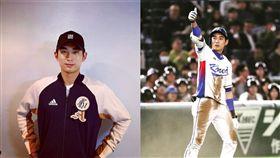 南韓鮮肉棒球員!21歲擁模特兒顏值…竟連SM娛樂都認可(圖/翻攝自이정후IG)