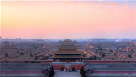 小李子、慈禧、紫禁城。(圖/翻攝自維基百科)