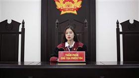 越南,正妹,法官,法律系,Lê Thị Mỹ Nhi(圖/翻攝自Lê Thị Mỹ Nhi臉書)