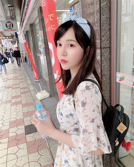 孫安佐女友 阿乃 圖/IG