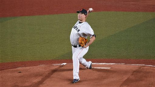 ▲12強日本隊先發投手山口俊(圖/記者王怡翔攝)