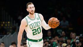 NBA/星海哥決定動刀 預計缺6週 NBA,波士頓塞爾提克,Gordon Hayward,骨折 翻攝自推特