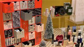聖誕禮盒。(圖/記者馮珮汶攝)